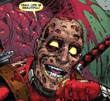 Deadpool-scars